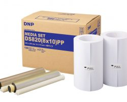 DNP Mediaset DS820 20×25 Pure Premium für 2×130 Prints