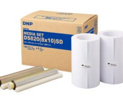 DNP Mediaset DS820 20×25 SD für 2×130 Prints
