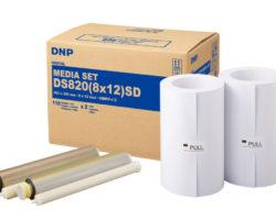 DNP Mediaset DS820 20×30 SD für 2×110 Prints