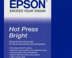 Epson Hot Press Bright 300