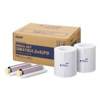 DNP Mediaset QW410 11×20 für 2×110 Prints PD