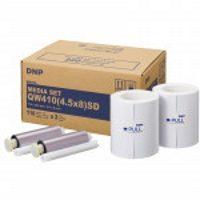 DNP Mediaset QW410 11×20 für 2×110 Prints SD